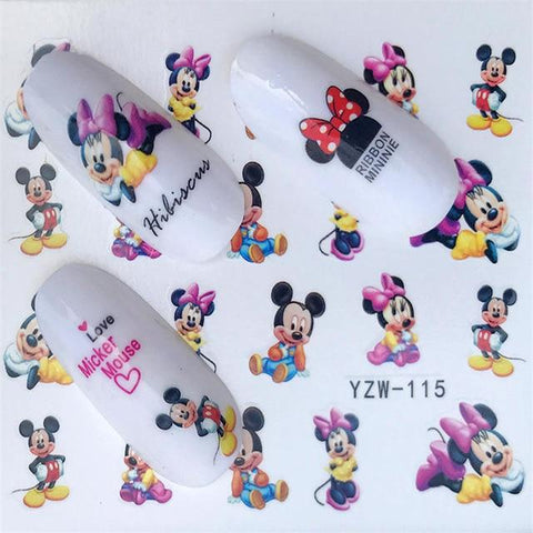 Perfect Nail Stickers