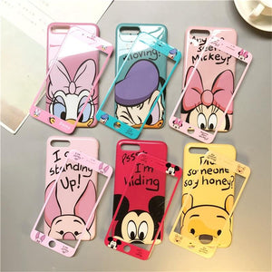 Fabulous Cartoon Full Body iPhone Case