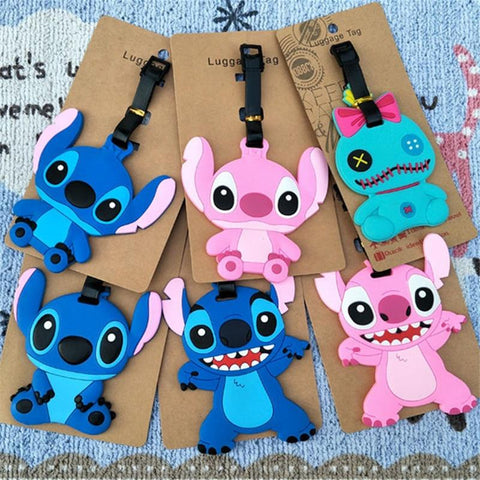 Precious Stitch Bag Tag