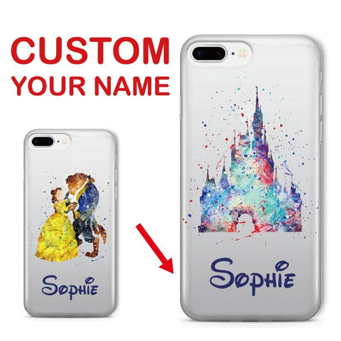 Personalized Adorable iPhone & Galaxy Case
