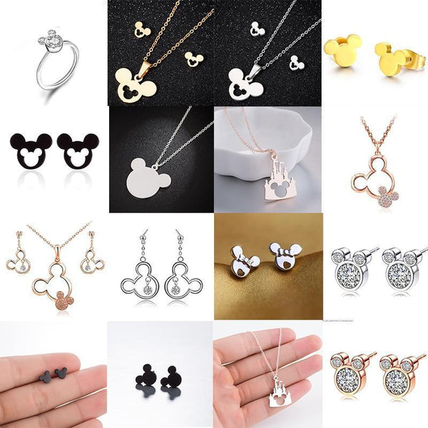 Lovely Variety of Jewelry