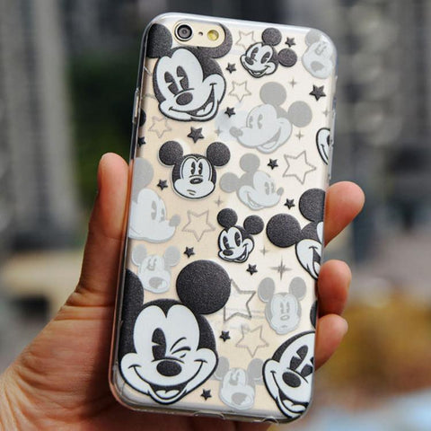 Mickey Mouse Classy iPhone Case