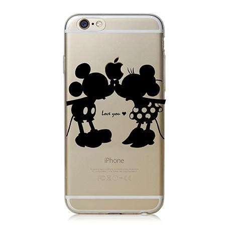 Mickey & Minnie iPhone Case - Shopy Bay