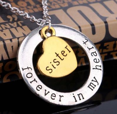 "Sister ""Forever In My Heart"" - Shopy Bay"
