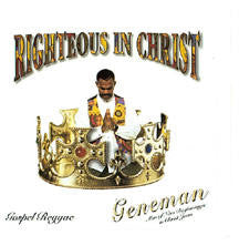 Album Image -- Righteous in Christ