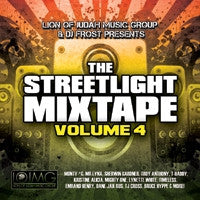 Album Image -- Street Light Mixtape Volume 4