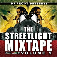 Album Image -- Street Light Mixtape Volume 5 (DJ Frost Presents)