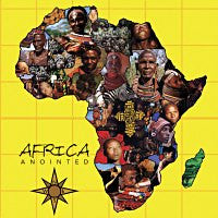 Album Image -- Africa Anointed