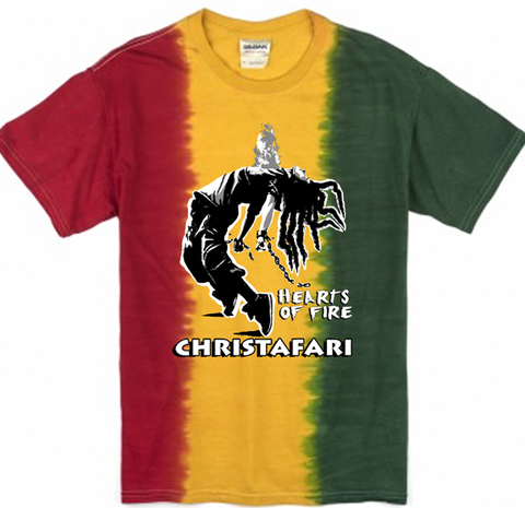 Christafari Tiedye T-Shirt