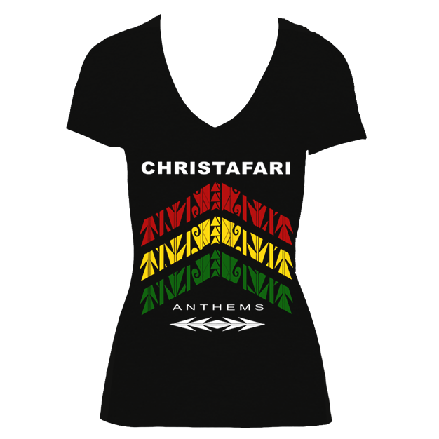 Women's Anthems Tribal T-Shirt