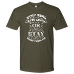 Stay Real, Stay Loyal Tee