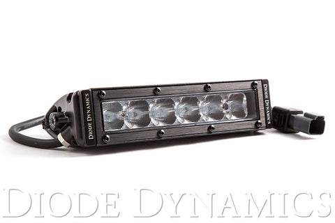 "SS6 Stage Series 6"" White Light Bar"