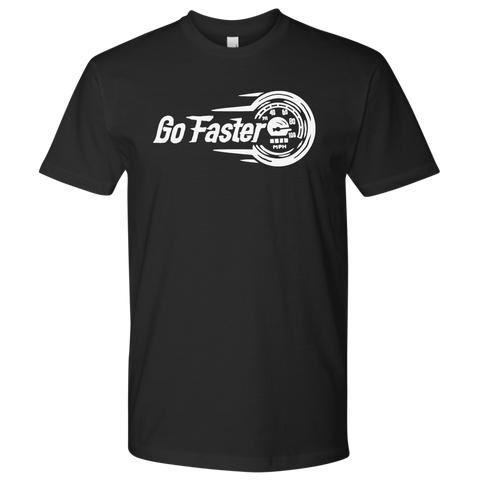 Go Faster MPH Tee