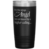 On The Wings Of An Angel Tumbler