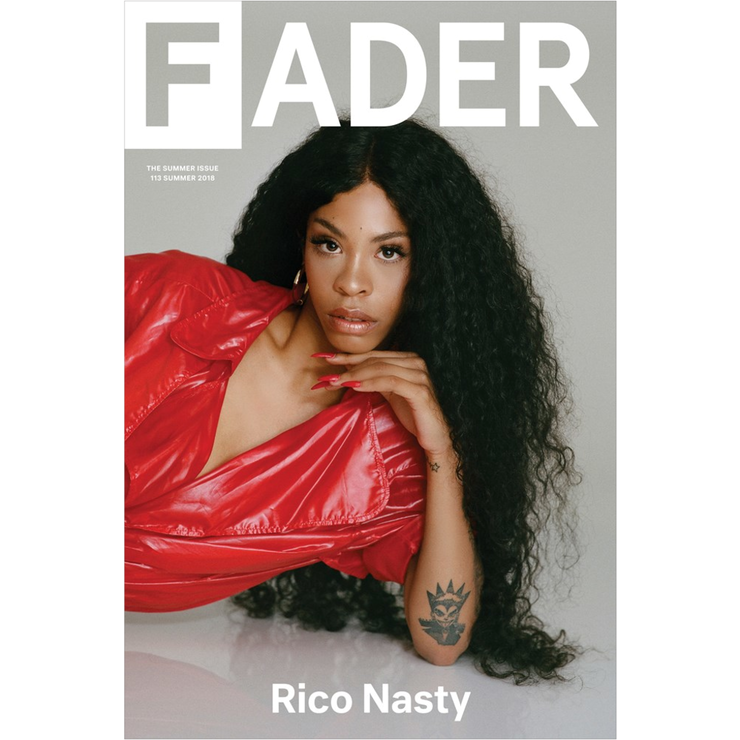 "Rico Nasty / The FADER Issue 113 Cover 20"" x 30"" Poster"