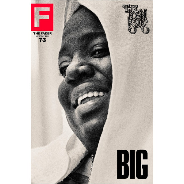 "Notorious BIG / The FADER Issue 73 Cover 20"" x 30"" Poster - The FADER"