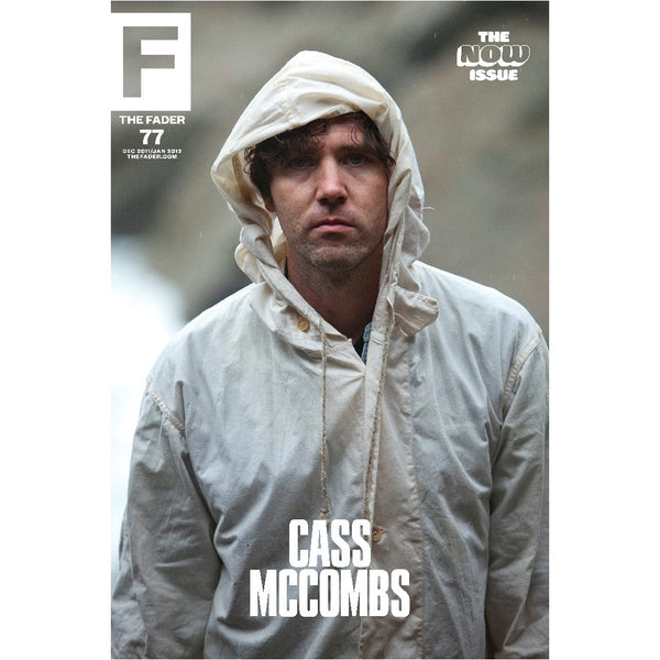 "Cass McCombs / The FADER Issue 77 Cover 20"" x 30"" Poster - The FADER"