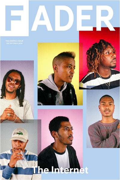 "The Internet / The FADER Issue 106 Cover 20"" x 30"" Poster - The FADER"