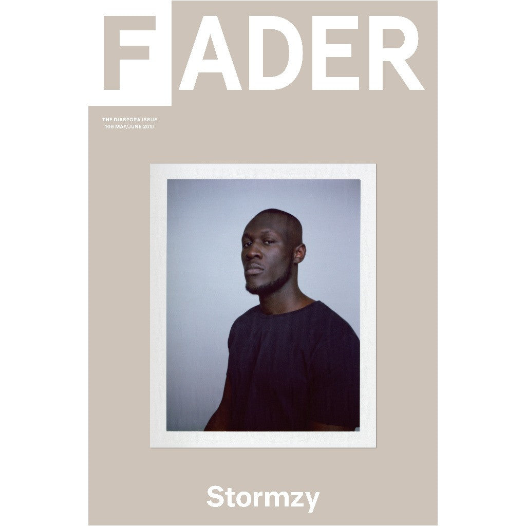 "Stormzy / The FADER Issue 109 Cover 20"" x 30"" Poster"