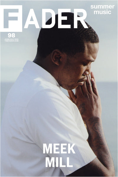 "Meek Mill / The FADER Issue 98 Cover 20"" x 30"" Poster - The FADER"