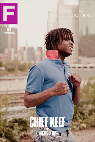 "Chief Keef / The FADER Issue 81 Cover 20"" x 30"" Poster - The FADER"