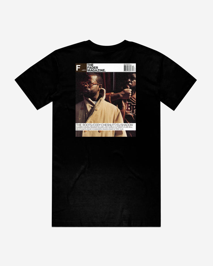 The Roots Issue 12 Cover Tee - Black