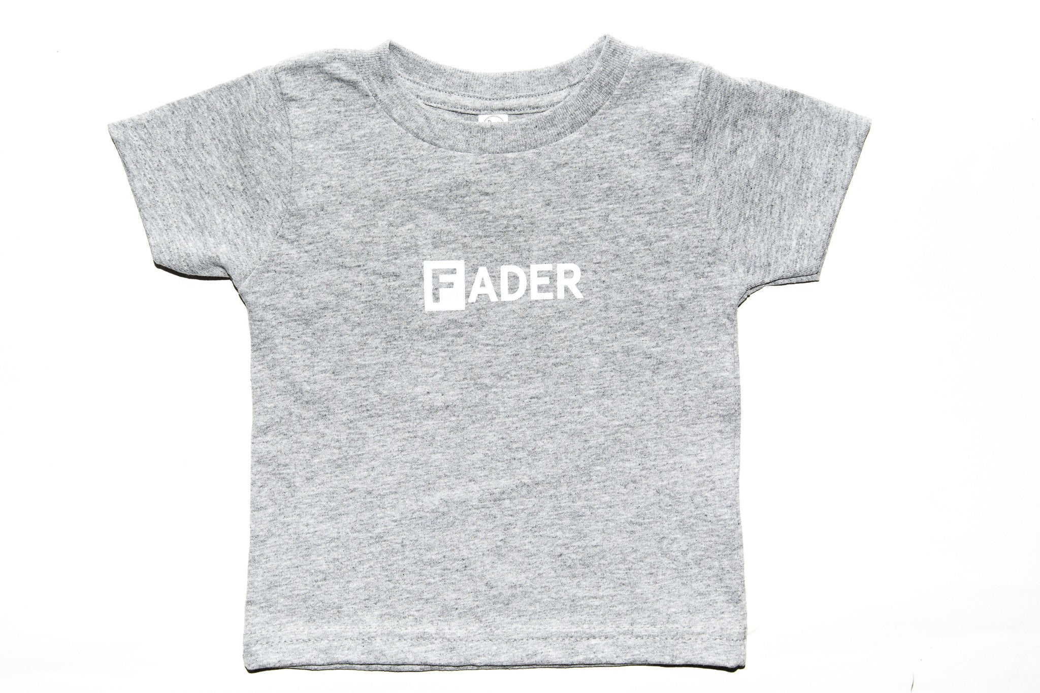 The FADER Infant Tee (Grey) - The FADER
