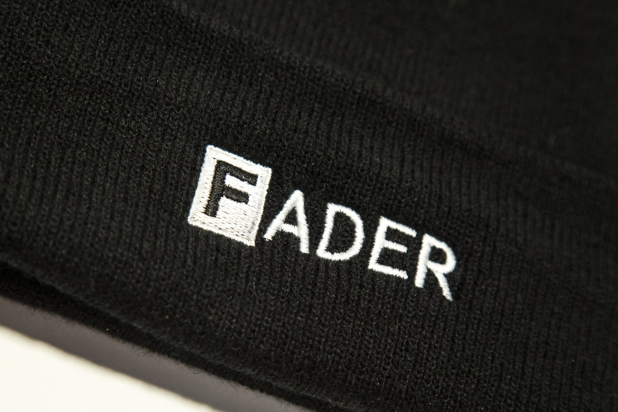 The FADER Beanie - The FADER  - 2