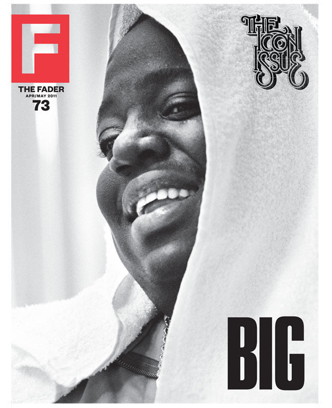Issue 073: Notorious BIG Photography by Colin Hawkins - The FADER