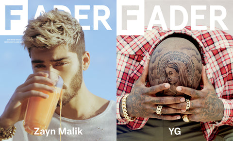 Issue 101: Zayn Malik / YG - The FADER