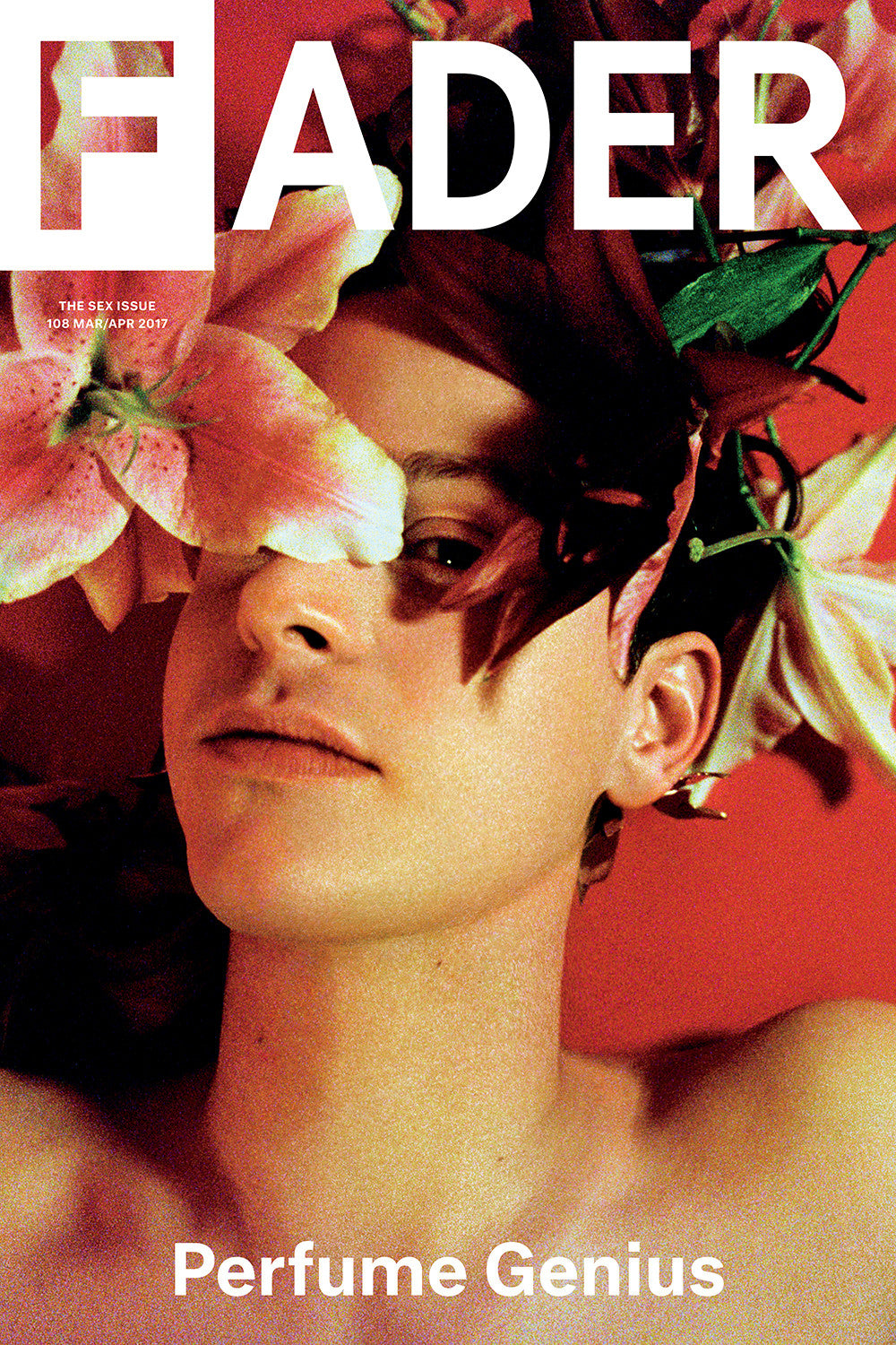 "Perfume Genius / The FADER Issue 108 Cover 20"" x 30"" Poster"