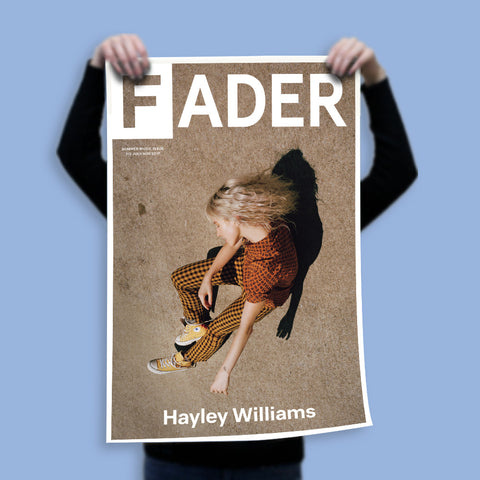 "Hayley Williams / The FADER Issue 110 Cover 20"" x 30"" Poster"