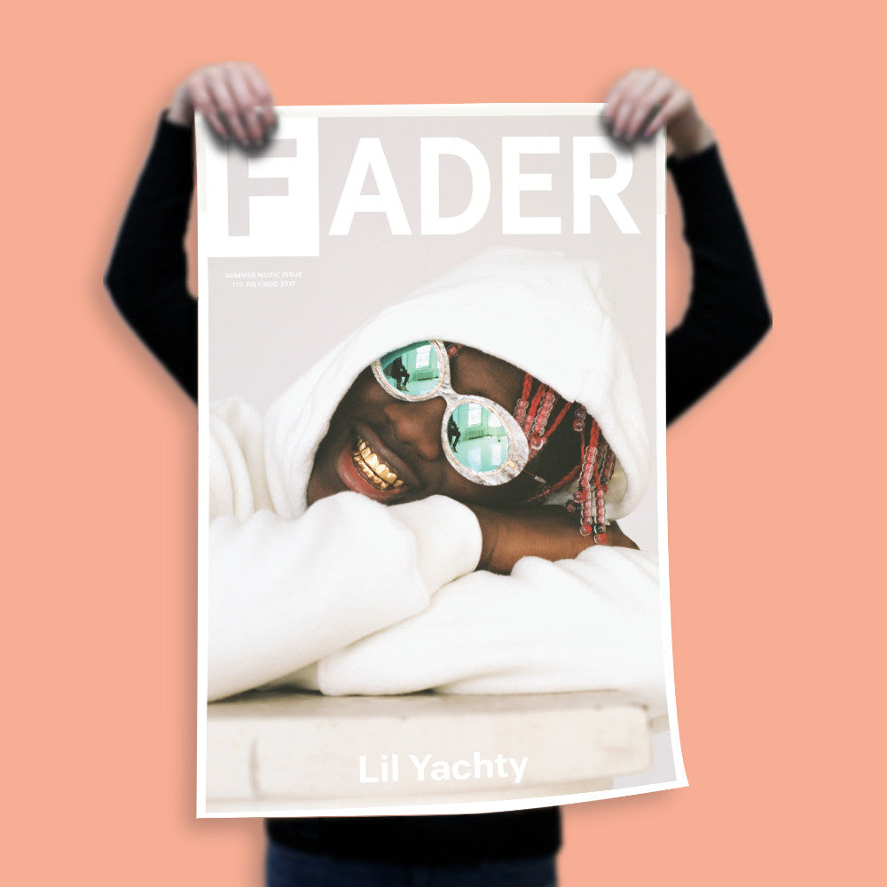 "Lil Yachty / The FADER Issue 110 Cover 20"" x 30"" Poster"