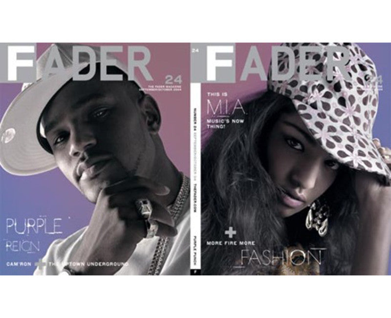 Issue 024: M.I.A. / Cam'ron - The FADER