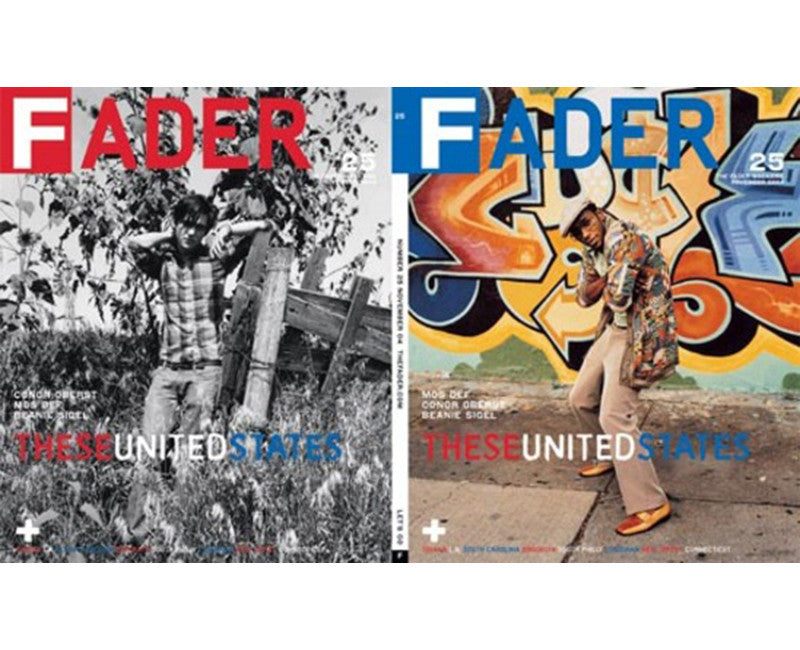 Issue 025: Conor Oberst / Mos Def - The FADER