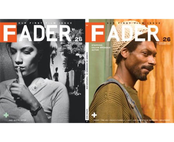 Issue 026: Snoop Dogg / Judy Marte - The FADER