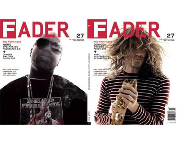 Issue 027: Dungen / NORE - The FADER