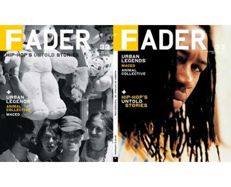 Issue 033: Maceo / Animal Collective - The FADER
