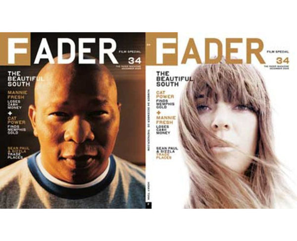 Issue 034: Cat Power / Mannie Fresh - The FADER