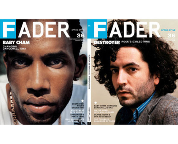 Issue 036: Destroyer / Baby Cham - The FADER