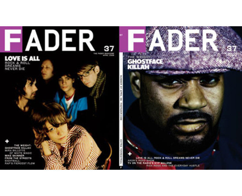 Issue 037: Ghostface Killah / Love Is All - The FADER