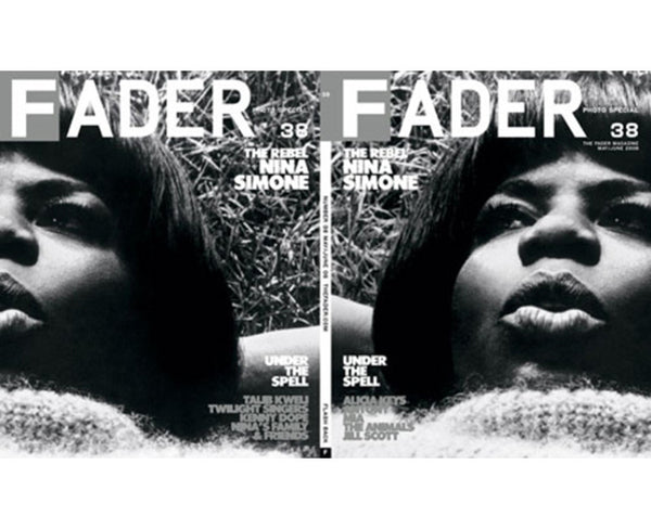 Issue 038: Nina Simone - The FADER