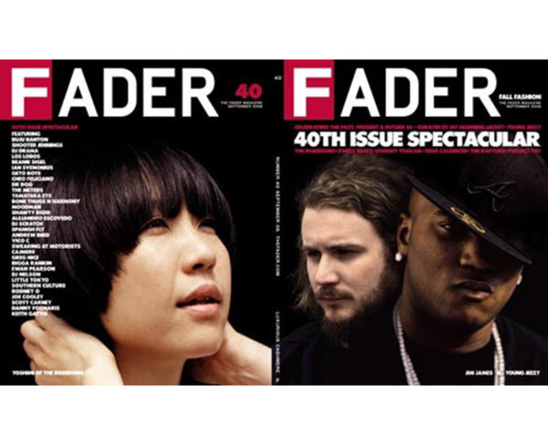Issue 040: Young Jeezy / Jim James / Yoshimi - The FADER