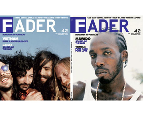 Issue 042: Mavado / Vietnam - The FADER