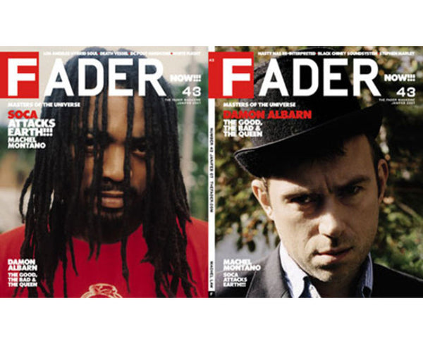 Issue 043: Damon Albarn / Machel Montano - The FADER