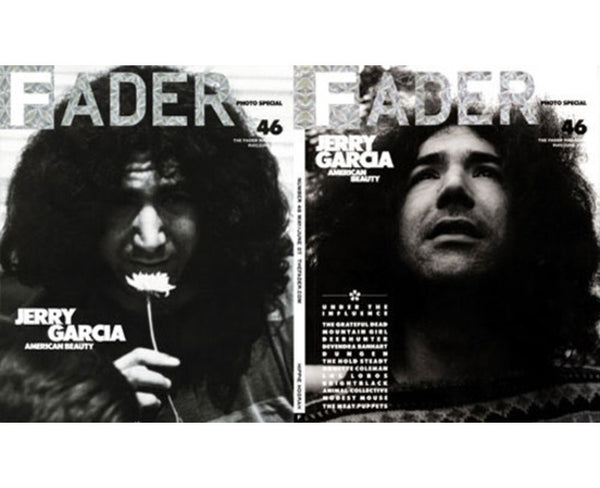 Issue 046: Jerry Garcia - The FADER