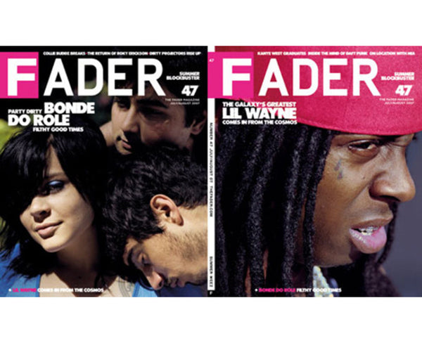 Issue 047: Lil Wayne / Bonde do Role - The FADER