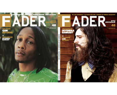 Issue 048: Devendra Banhart / Quik - The FADER