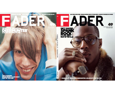 Issue 049: Spank Rock / Deerhunter - The FADER