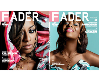 Issue 051: Santogold / Keri Hilson - The FADER